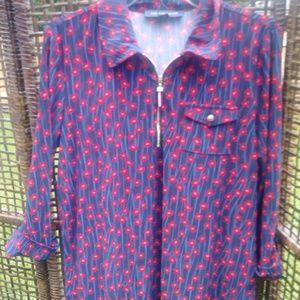 NWT Floral pattern Tommy Hilfiger Top
